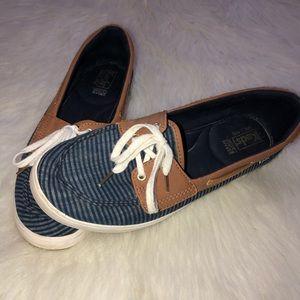 Keds Women's Slip On Boat Shoes